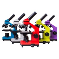 Микроскоп Levenhuk Rainbow 2L PLUS