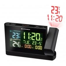 Часы проекционные Bresser с цветным дисплеем купить в Иркутске
