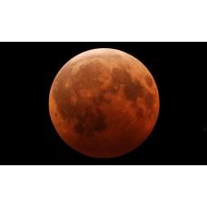 Лекция «Луна и лунное затмение»